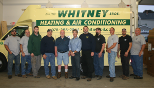 Whitney Brothers Team