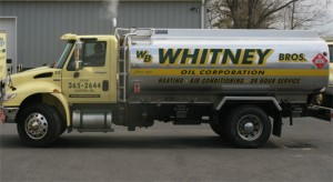 Whitney Brothers Truck